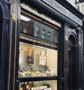 John Brereton Jewellers  Address: 108 Capel St, Rotunda, Dublin, Ireland
