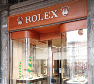Salvadori Diamond Atelier official Rolex dealers in Venice