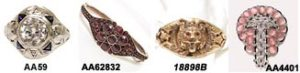 Antiquing On Line: Antique Jewelry, Vintage Jewelry