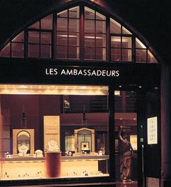 Les Ambassadeurs  Palace Galerie, 7500 St. Moritz