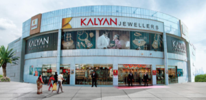 Photo of outside Kalyanjewellers store India